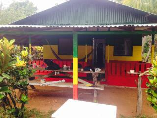 Osa Mountain Hut with huge Corcovado Park views. - Puerto Jimenez vacation rentals