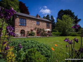 Mill Cottage, Luxborough - Detached converted barn on a working farm in beautiful Exmoor countryside - Luxborough vacation rentals