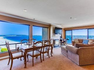 Jeff's Riviera Villas Condo on Mission/Sail Bay - Pacific Beach vacation rentals