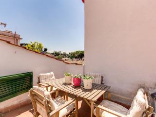 Romantic and silent Fori Duplex with terrace - Rome vacation rentals