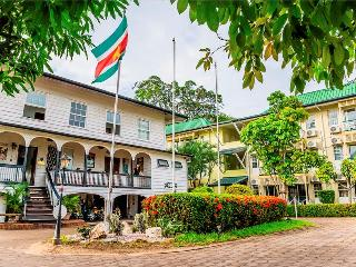 Luxurious and prestigious hotel in Suriname. - Paramaribo vacation rentals