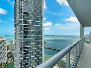 Spacious 2/2 In Luxurious Icon-Viceroy In Brickell,amazing Bay Views!!! - Miami vacation rentals