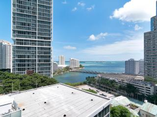 ICON/W 2 BED/1 BATH w BAY VIEW REDUCED THRU 12/23 to only $159 per nite!! - Miami vacation rentals