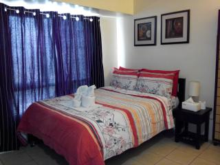 Condo for rent in Makati w/ Wifi Internet - Makati vacation rentals