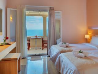 Corfu Modern Top floor Best Sea view Beach Apart - Nissaki vacation rentals