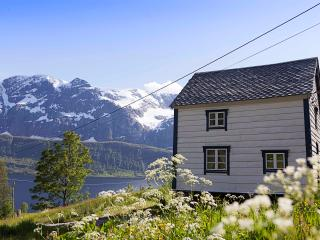 4 bedroom Farmhouse Barn with Outdoor Dining Area in Naustdal - Naustdal vacation rentals