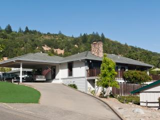 Large Custom Home 6 Bedroom/ Winery Country - Santa Rosa vacation rentals