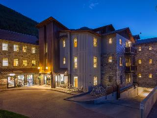 Luxury condos with chauffeur, kids club & private bar! 2 block walk to Gondola! - The River Club 3BR Residence - Telluride vacation rentals