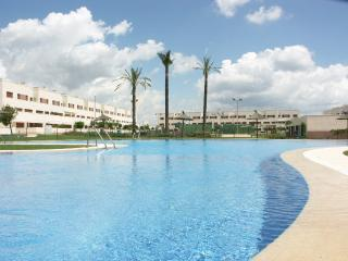 Bright 2 bedroom Apartment in Sant Jordi with A/C - Sant Jordi vacation rentals