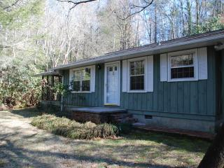 2 bedroom Cottage with Internet Access in Brevard - Brevard vacation rentals