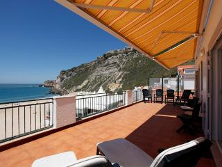 Apt. on the beach with a beautiful sea views - Nazare vacation rentals