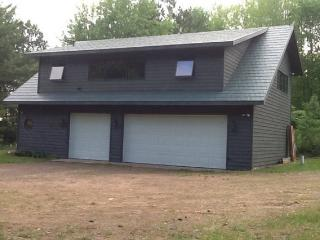 Northwoods Nest, Ripley Lake, WI - Sarona vacation rentals