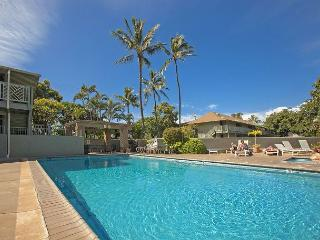 Kihei Bay Surf #257 Remodeled 2nd Flr Studio, Part. Ocean View, Great Rates! - Kihei vacation rentals