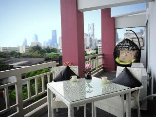 2 BR Apt in Sathron;city centre near a subway - 5 - Bangkok vacation rentals