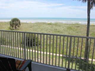 Direct Beach Front Condo, Balcony, Great Views & B - Cocoa Beach vacation rentals