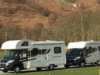 Motorhome hire - Carlisle vacation rentals