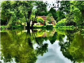 Lake house  fishing gite, gite de pêche - Jarnages vacation rentals
