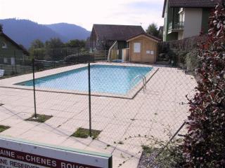 Chalet Domaine des Chênes Rouges piscine Gérardmer - Gerardmer vacation rentals