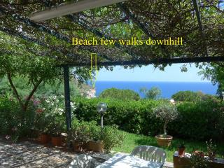 Nice 2 bedroom Apartment in Scopello with A/C - Scopello vacation rentals