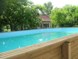 Nice Gite with Shared Outdoor Pool and Television - Thonac vacation rentals