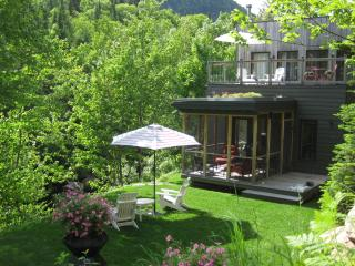 Riverside Modern in a Spectacular Natural Setting - Quebec City vacation rentals
