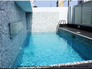 Lima Miraflores 3Bed Amenities Pool - Lima vacation rentals