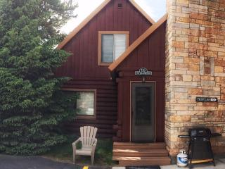 Cozy Cabin with Internet Access and Central Heating - West Yellowstone vacation rentals
