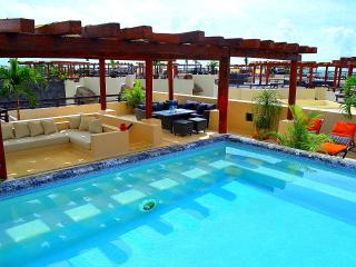 Steps 2 Mamitas-  Aldea Thai PH w/Private Pool - Playa del Carmen vacation rentals