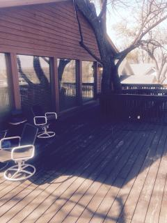 Perfect House with Deck and Internet Access - Eufaula vacation rentals