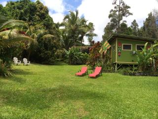 Beautiful Farmhouse Barn with Grill and Mountain Views - Pahoa vacation rentals