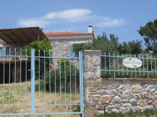 Charming Stone Cottage in Zarakes, Evia (Euboea) - Nea Styra vacation rentals