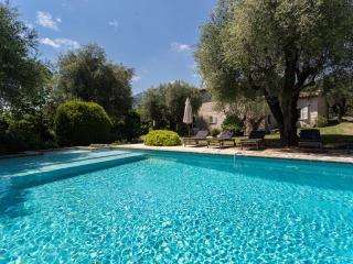 Spacious 6 bedroom Villa in Tourrettes-sur-Loup - Tourrettes-sur-Loup vacation rentals