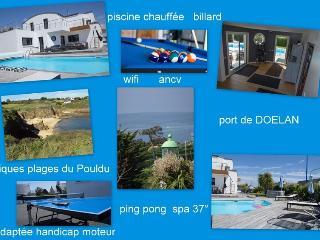 villa KERUSTER adapté handicap sur doelan com - Doelan vacation rentals