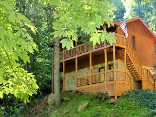 Large 2 bedroom Luxury Cabin Wears Valley, Pigeon Forge TN Close to town - Sevierville vacation rentals