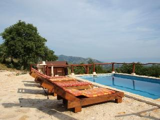 Summer Paradise with pool in hill - Solin vacation rentals