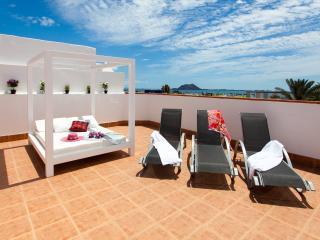 Apartment views of Lobos in centre of Corralejo - Corralejo vacation rentals