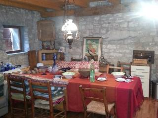 charming stone house with patio, views - Bale vacation rentals