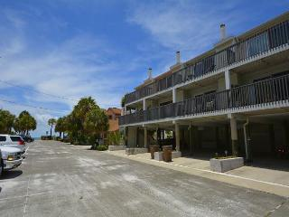 Steps to the beautiful sandy shores of Indian Rocks Beach - Indian Rocks Beach vacation rentals