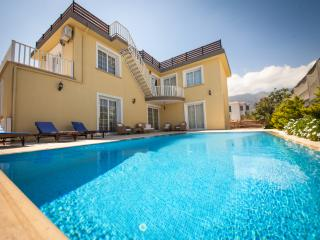 Stunning 4 bedroom luxury villa with private swimm - Kyrenia vacation rentals