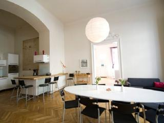 Spacious apt in Budapest center w/ 3 bedrooms - Budapest vacation rentals