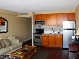 Marine Surf condo/ Free Parking/Free WiFi - Honolulu vacation rentals