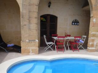 Beautifully Renovated Stone Villa With Pool Xaghra - Xaghra vacation rentals