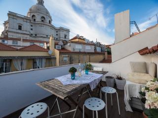 Alfama with terrace - Lisbon vacation rentals