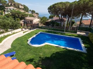 Villa with seaviews in Lloret de Mar, Costa Brava - Lloret de Mar vacation rentals