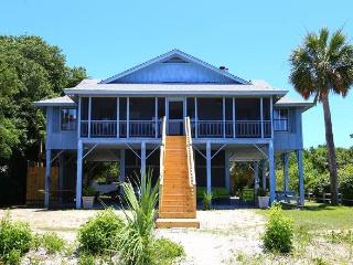 "3504 Palmetto Blvd - ""Palmetto Breeze"" - Edisto Beach vacation rentals"