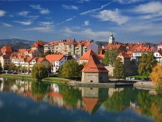 Near Lent in center of Maribor new apartman - Maribor vacation rentals