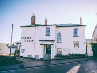 Dorset House - Luxury Regency Villa With Sea Views. - Lyme Regis vacation rentals