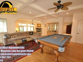 Upscale SmlPetOK PoolTable PingPong 25mi>Yosemite - Groveland vacation rentals