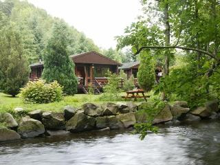 Riverside Log Cabins 5 - Comrie vacation rentals