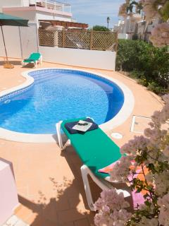 Luxury 3 bed villa with private pool - Budens vacation rentals